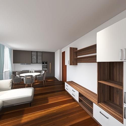 COCINA TORRELAVEGA Interior Design Render