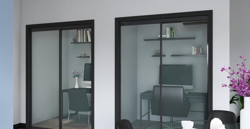 planimetria Interior Design Render