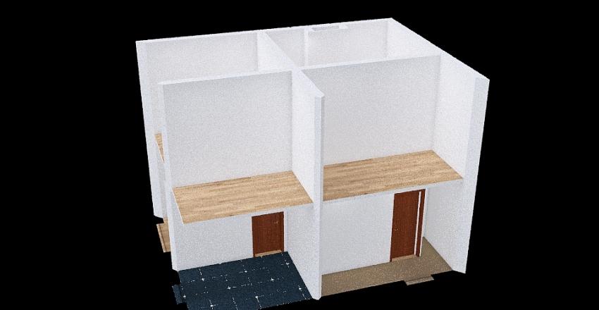 House - Opt1 Interior Design Render