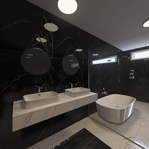Kuvistyö Interior Design Render