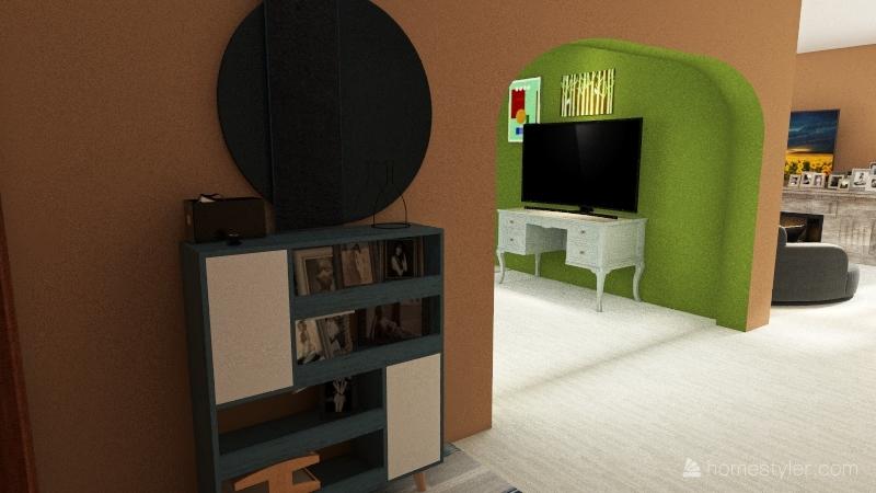 ava Interior Design Render