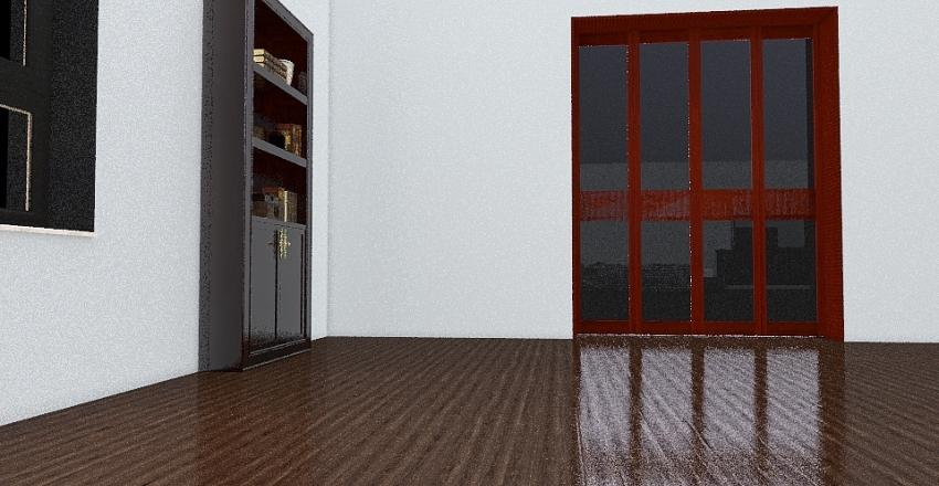 Reader, Chloe Dream Bedroom Interior Design Render
