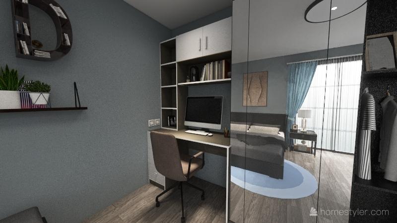 asta Interior Design Render