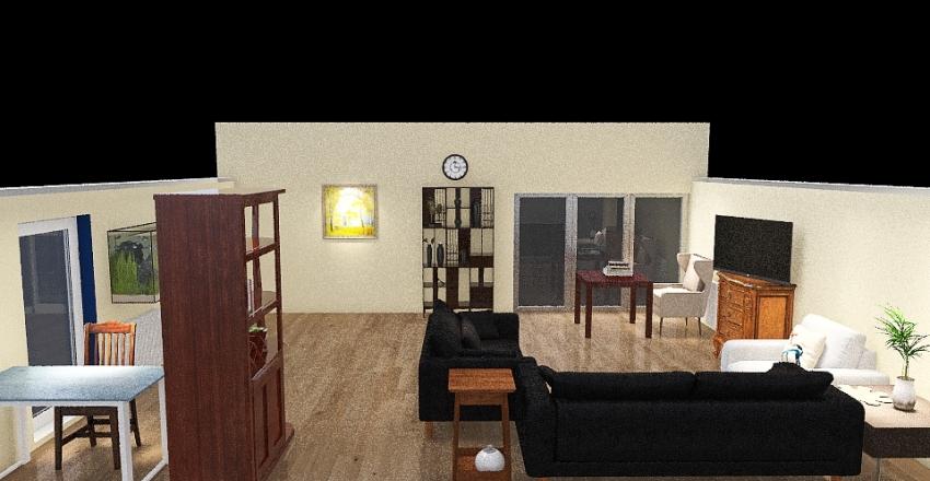 Copy of viesistaba Interior Design Render