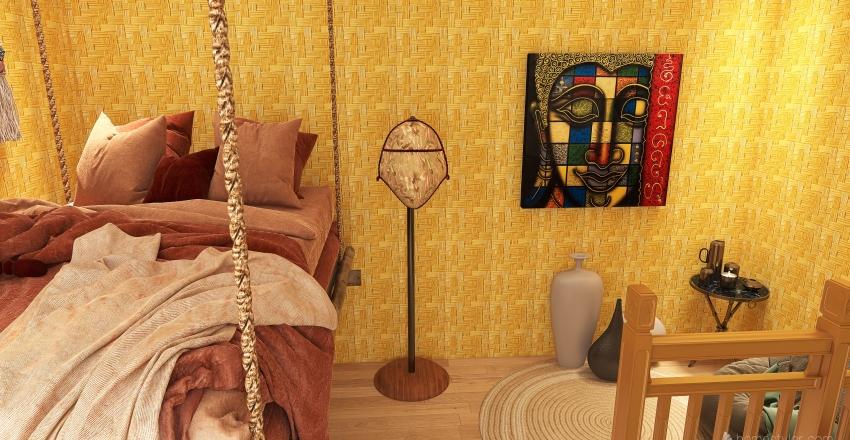 nepa tiny house Interior Design Render