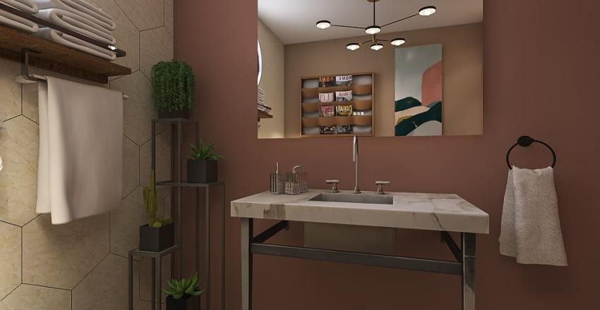un mejor hogar Interior Design Render
