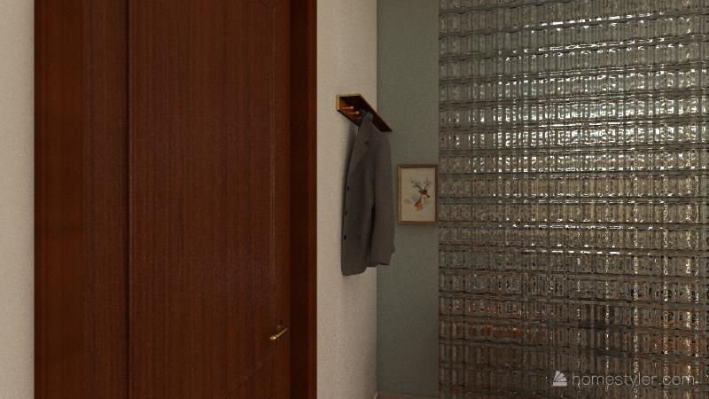 alternanza Interior Design Render