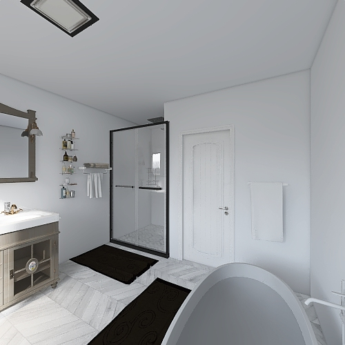 3 - Renovation Project Interior Design Render