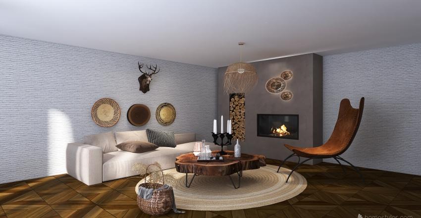 marya Interior Design Render