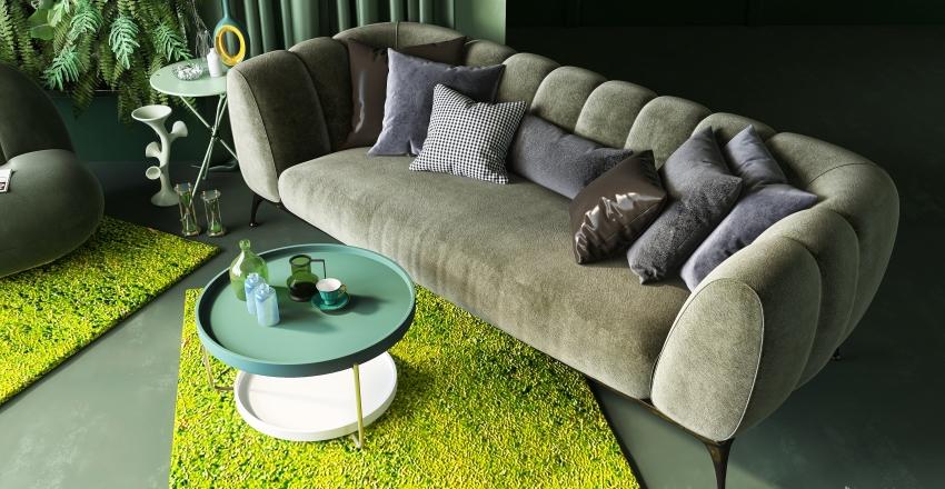Lucky Clover Model Collection Interior Design Render