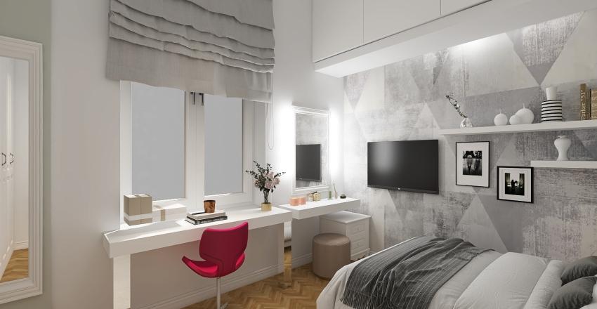 Cameretta Gaia Interior Design Render