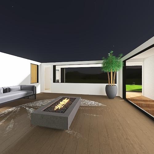 Casa_1104 Interior Design Render