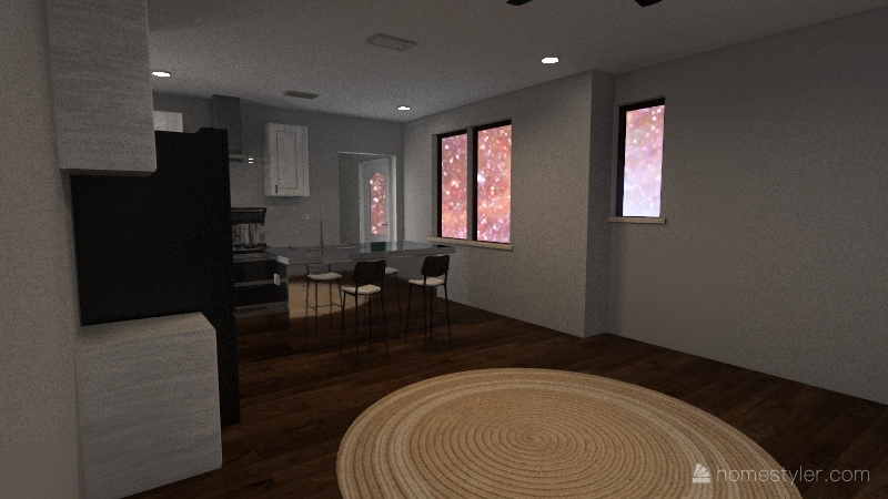 Garden Drive December 2020 Interior Design Render