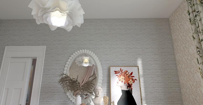Blossom, a garden cottage Interior Design Render