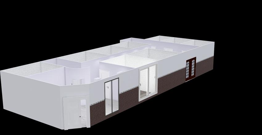 副本-Retro Industrial Interior Design Render