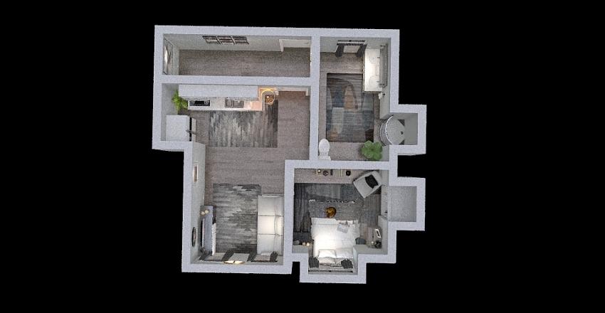 house no. 4 Interior Design Render