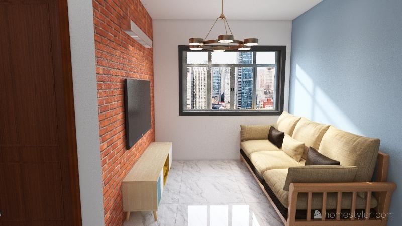 KLY15 Interior Design Render
