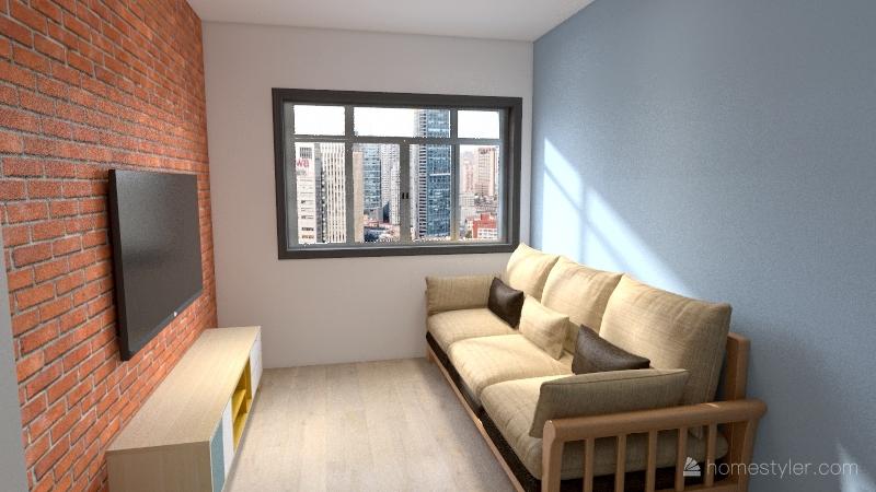 KLY16 Interior Design Render