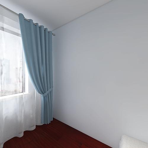 progetto camere Interior Design Render