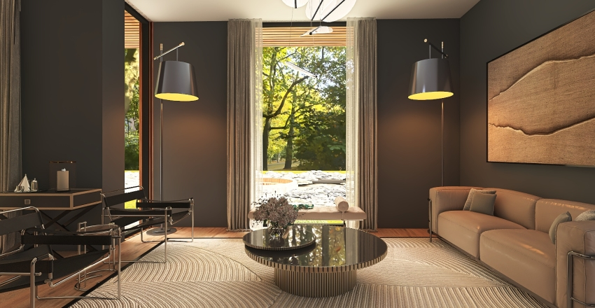 ENVIO House Interior Design Render