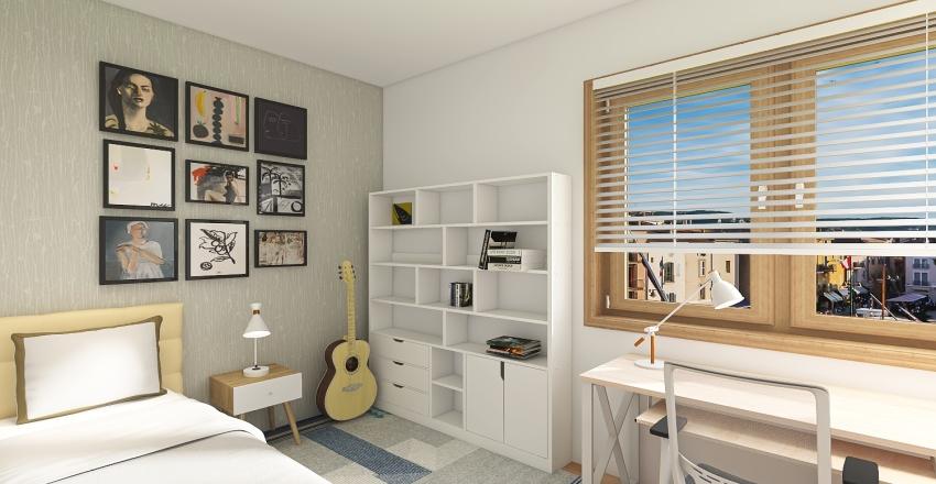 Zucconi progetto 1 Interior Design Render