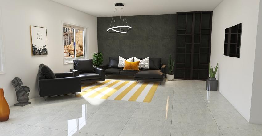 casa3 Interior Design Render
