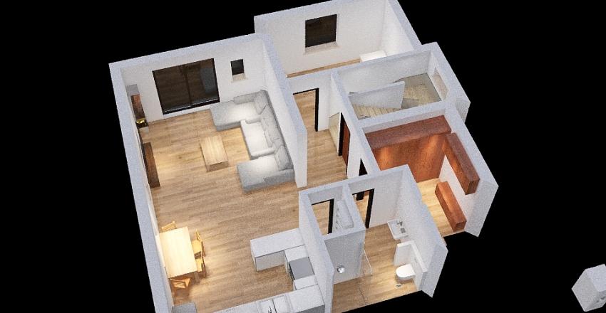 Standard-WCVpredu Interior Design Render