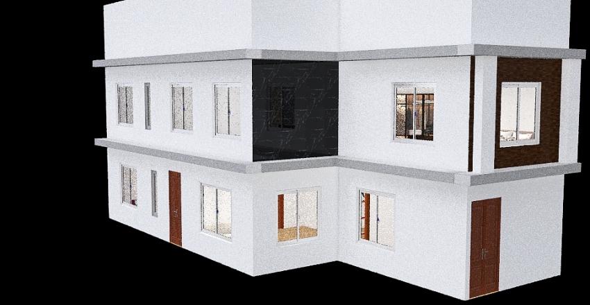 Copy1 of المخطط Interior Design Render
