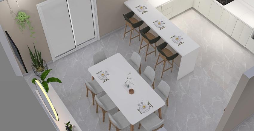 3d 30 Felipe varela e Darlene frança Interior Design Render