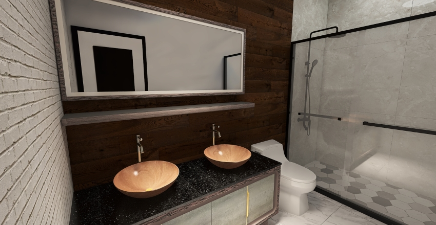 VILLABONA Interior Design Render