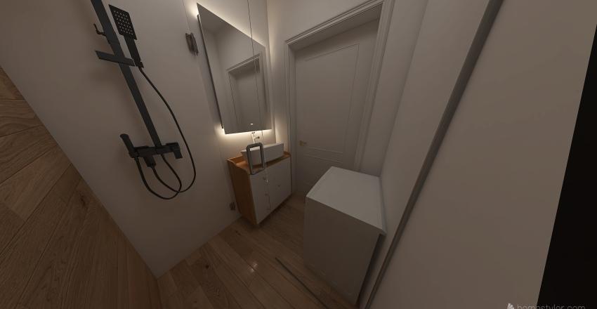 svermova Interior Design Render