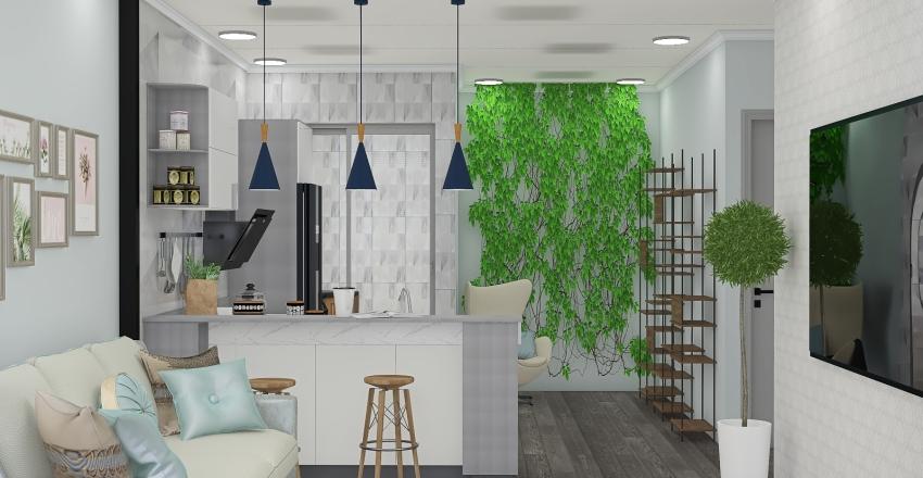 casa n2 Interior Design Render