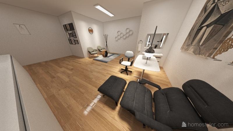 shop 101 Interior Design Render
