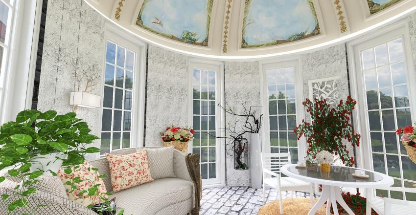 Blossom at a Country Estate Interior Design Render