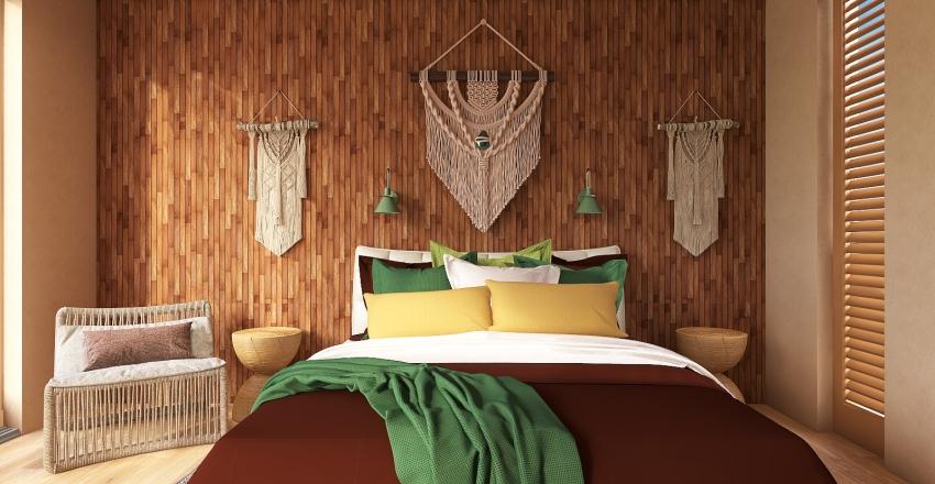 Pocahontas Interior Design Render