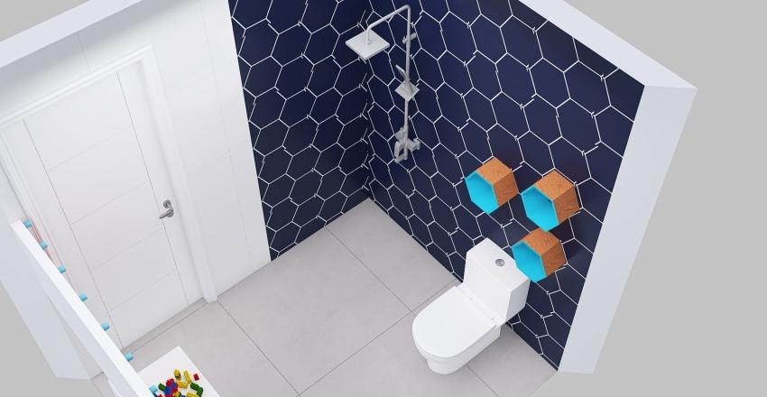 PLANTÃO 14.03 LEGO Interior Design Render