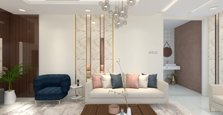 Copy of Copy of hall nizwa Interior Design Render