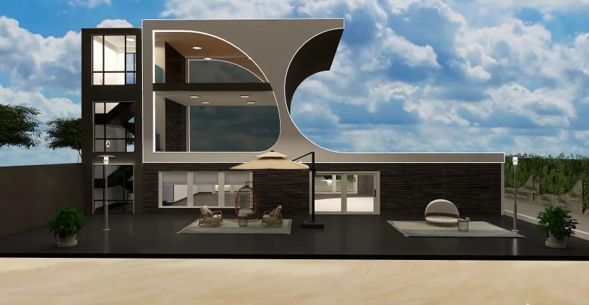 SpaceAndTimeContinuum Interior Design Render