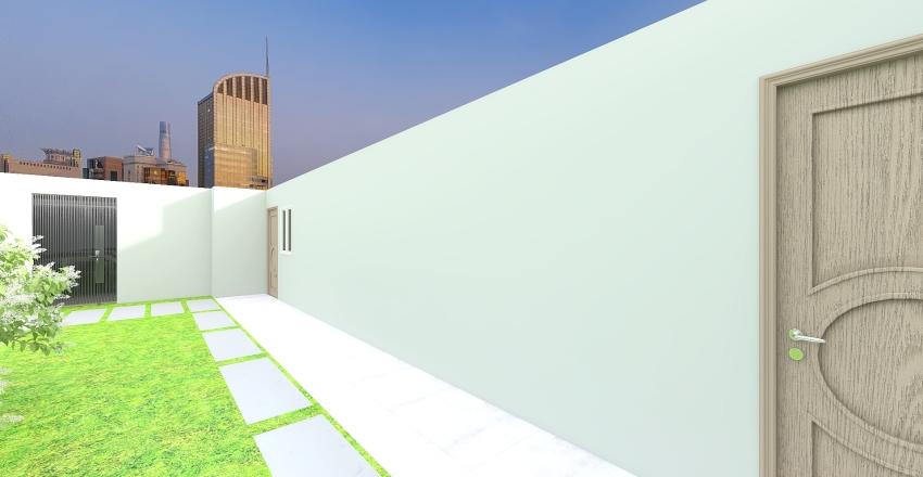 Hipólito Interior Design Render