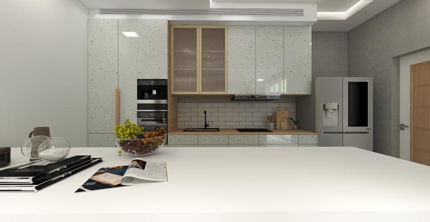 Giving Modern Interiors The Light Touch Interior Design Render