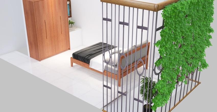 NHÀ CHỊ THÚY-TẦNG 1-REV01 Interior Design Render