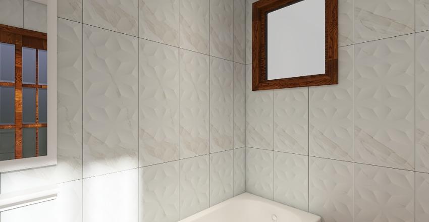 Kozáková Interior Design Render