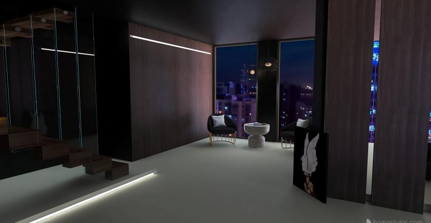 Modern I Interior Design Render