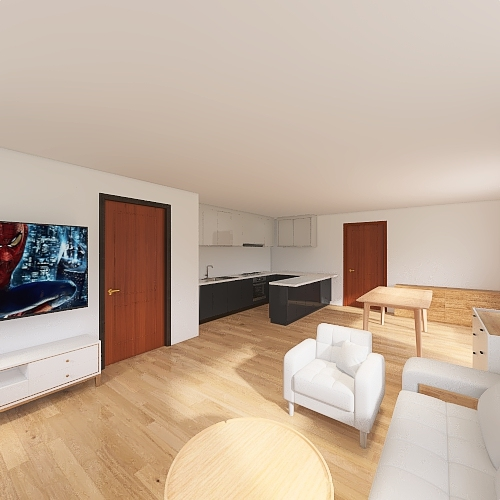 Prvni patro V1 Interior Design Render