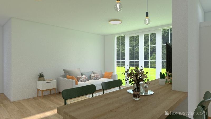 hargreeves Interior Design Render