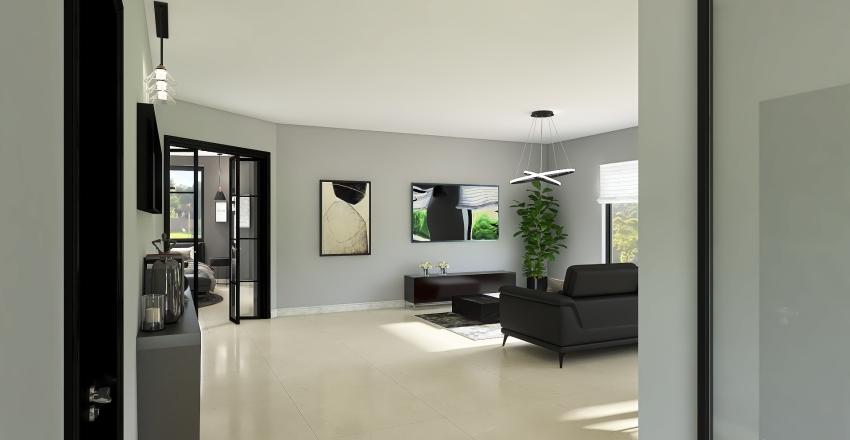 departamento Interior Design Render