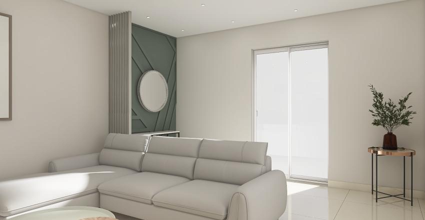 Ida's home Interior Design Render