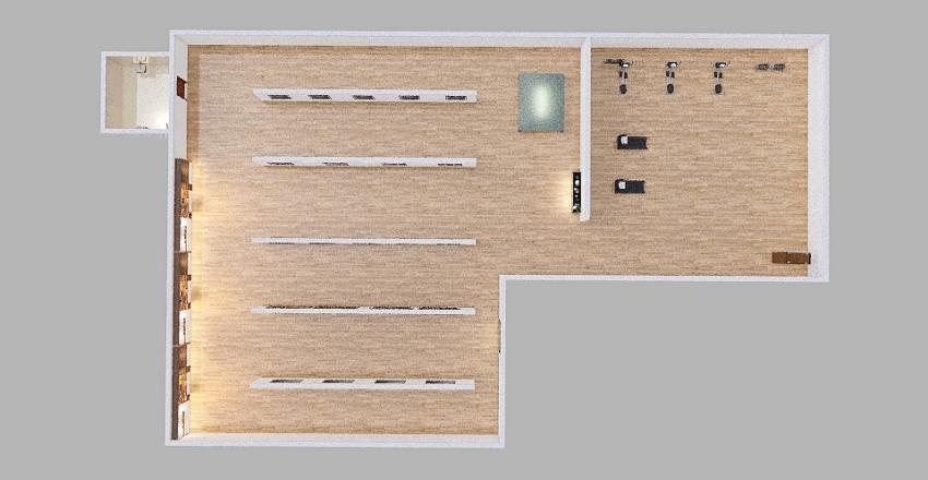 Copy of ห้อง Interior Design Render