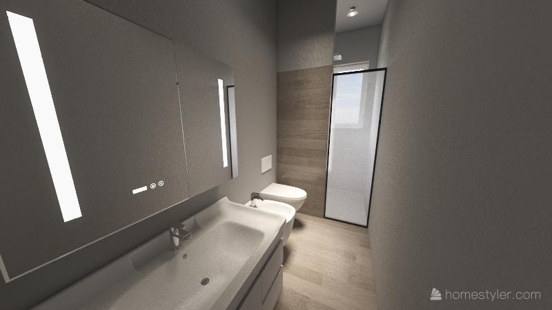 TORE'S HOUSE Interior Design Render