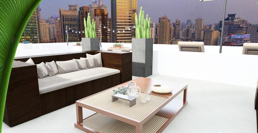 ÁTICO 2.PLANTA Interior Design Render